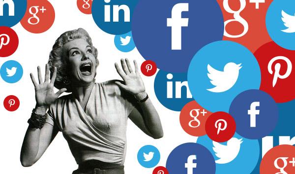 Sociale media faciliteren zelfbedrog