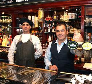Mediterraans restaurant Ben Lagerhuis