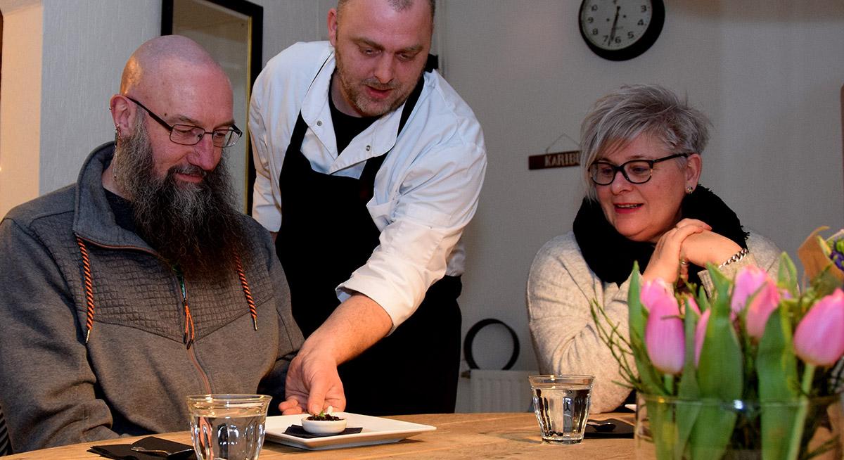Een kok aan huis: Prijswinnares Ineke kan het iedereen aanraden