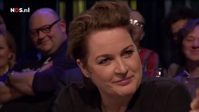 Op tijdstip DWDD: Margriet van der Linden, wie zeg je?