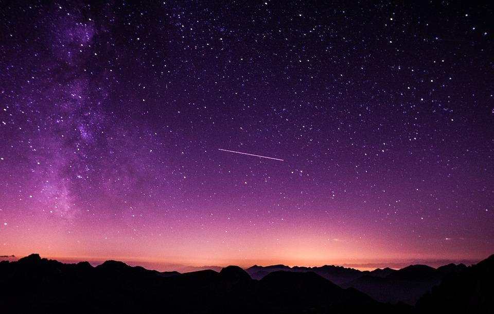 Blijf jij wakker voor vallende sterren?