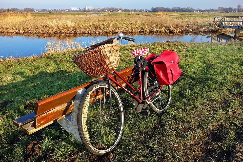 Heb jij al de fietskriebels?