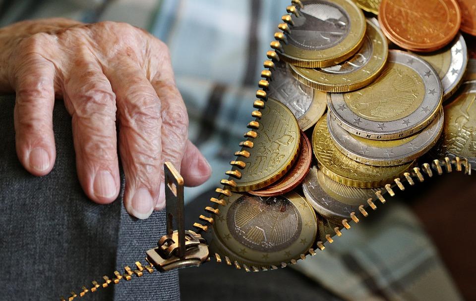 Wat heb je over je pensioengeld te zeggen?