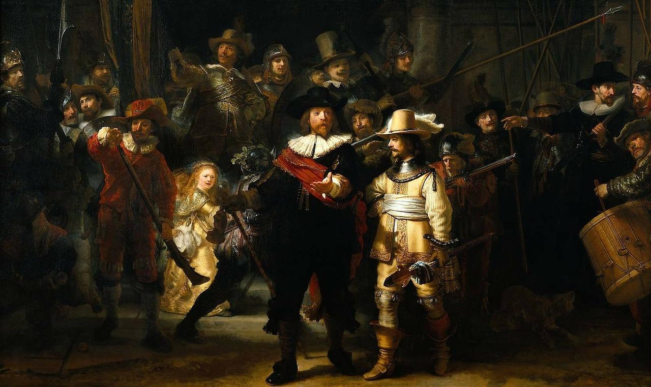 Heet je Rembrandt? Dan zoekt het Rijksmuseum jou!