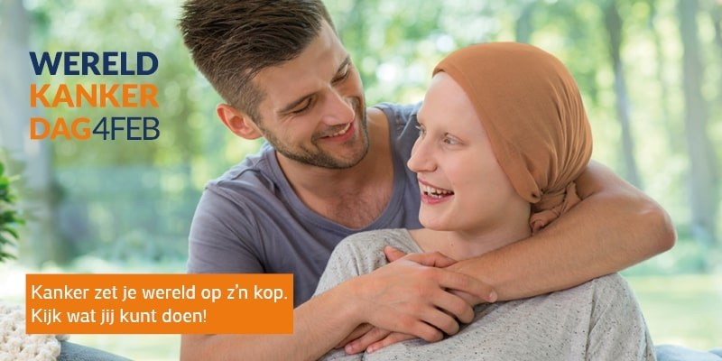 Wereldkankerdag: Aandacht voor de impact van kanker