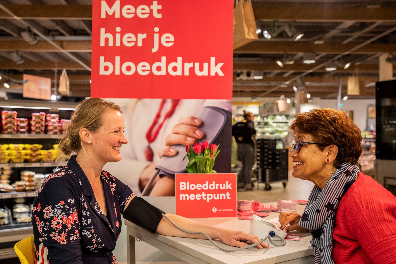 Gratis bloeddruk-check voor alle inwoners uit Friesland