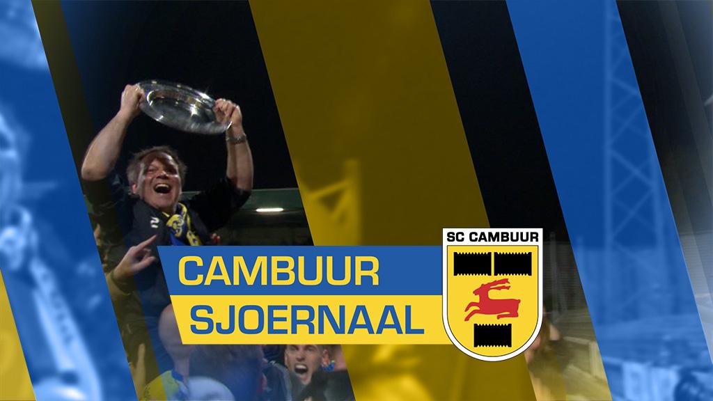 Nieuw bij Omrop Fryslân: Cambuur Sjoernaal