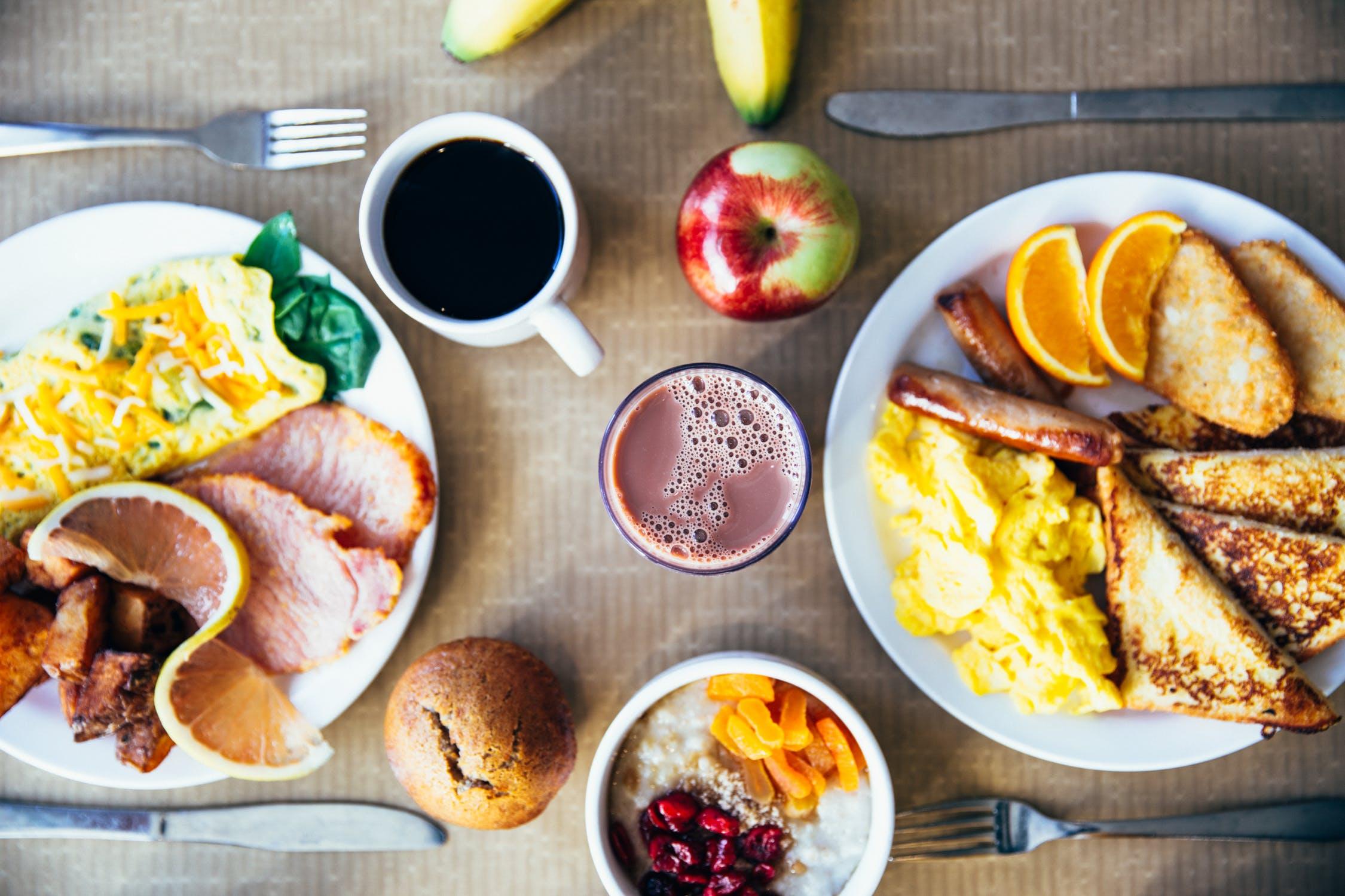 Goed bezig: we verspillen minder voedsel
