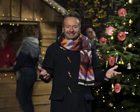 Joris' Kerstboom komt naar Dokkum