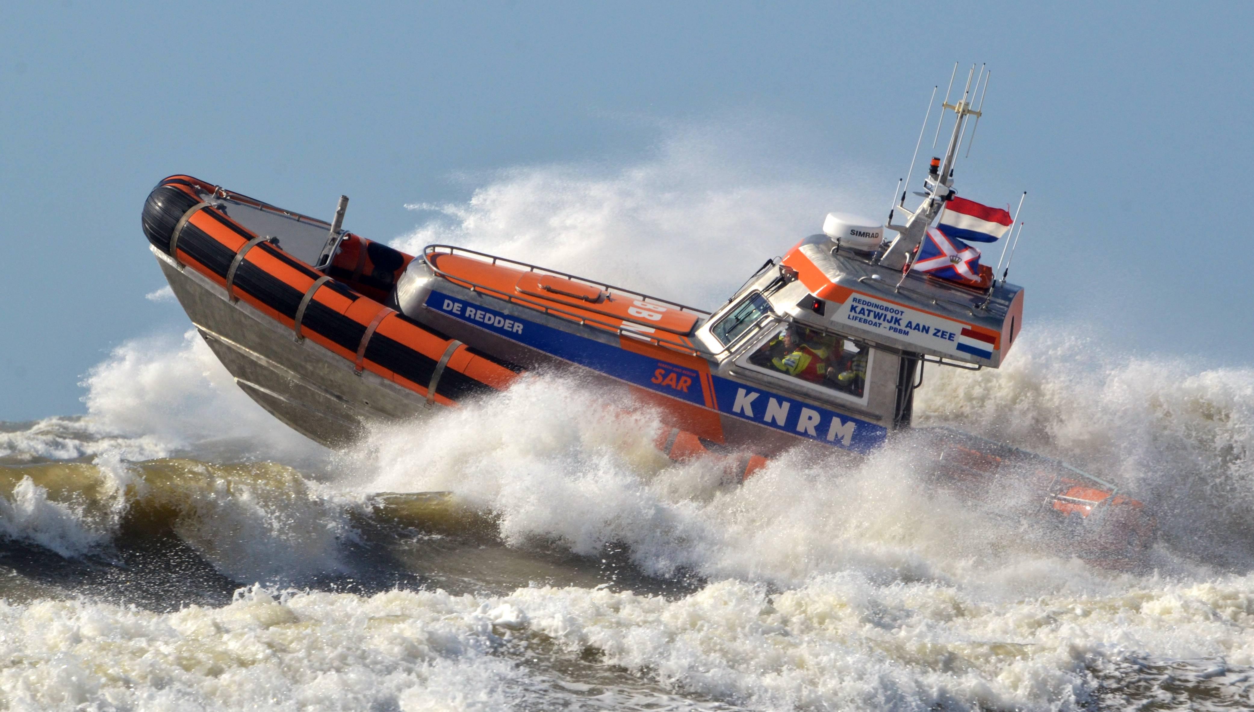 KNRM: 195 jaar een zeewaardig goed doel