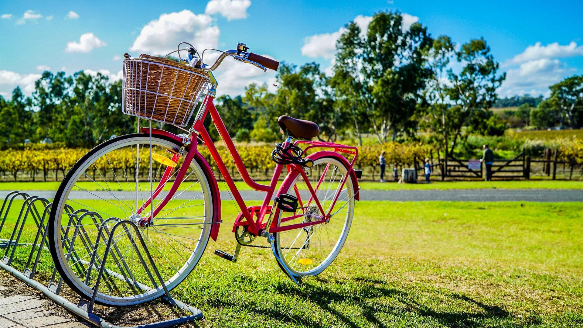 5 redenen om de fiets te pakken