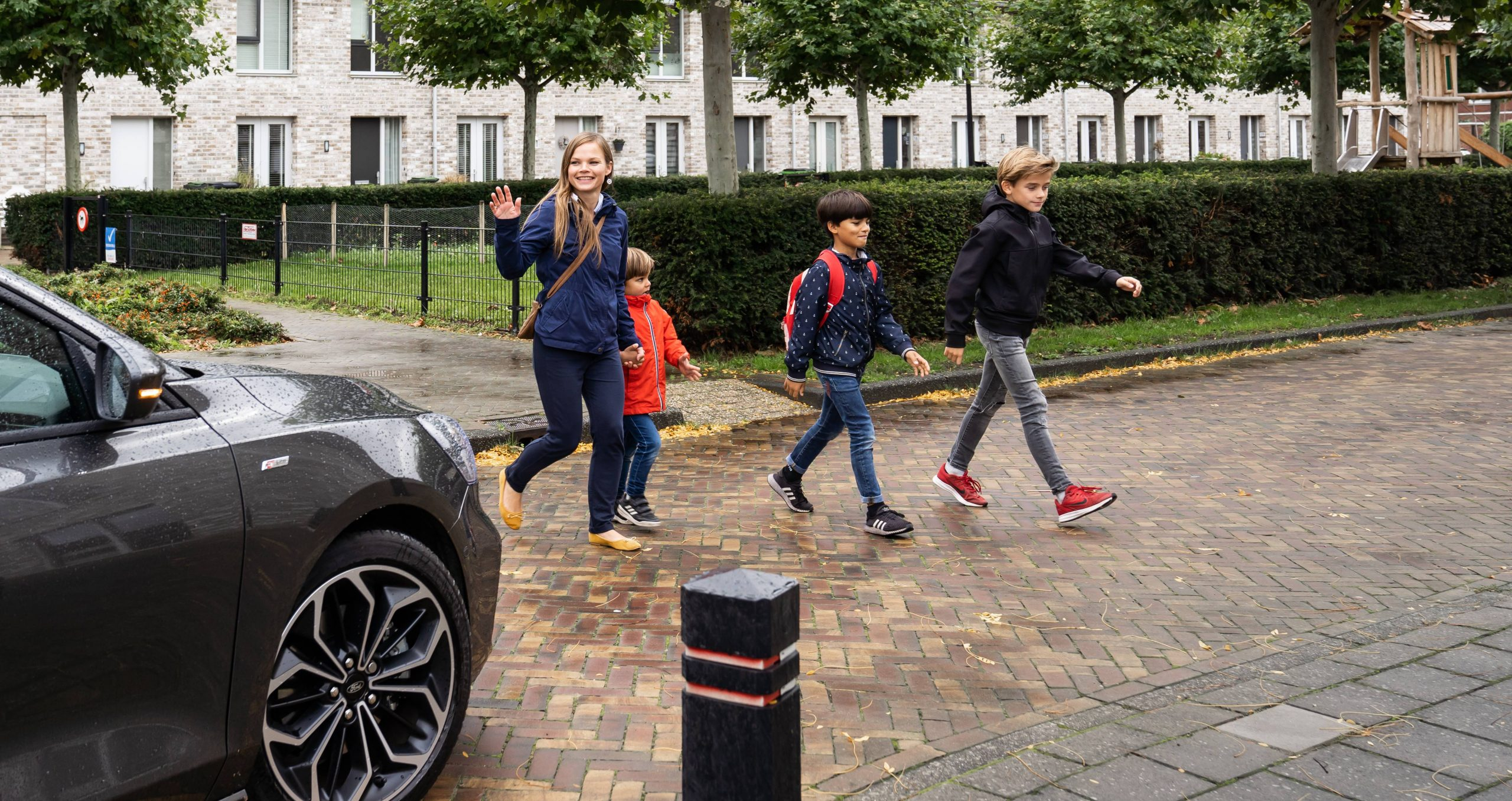 Verkeersveiligheidsgevoel in Nederland neemt toe