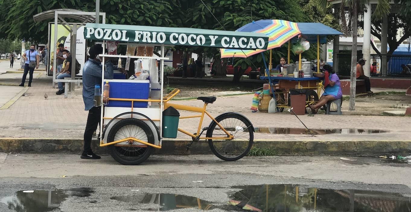 """Jeanette in Mexico: """"Het is nooit stil in mijn buurtje, midden in de stad"""""""