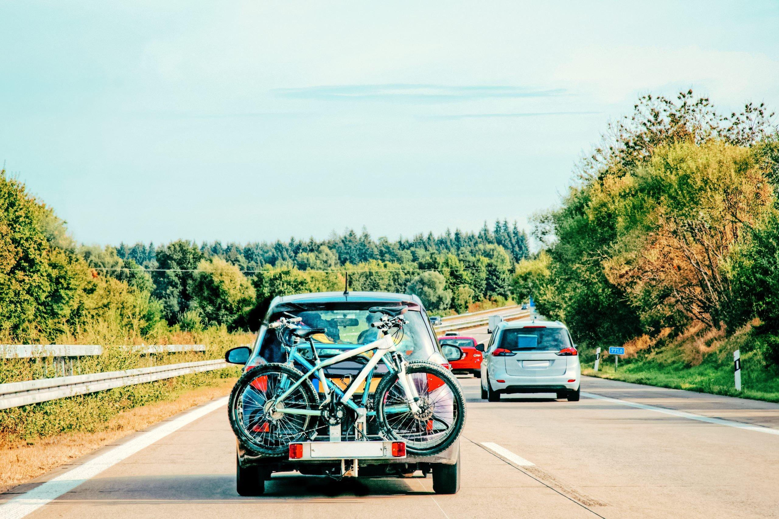 Blog van gastschrijver Rinnie over een vervelende vent op de weg